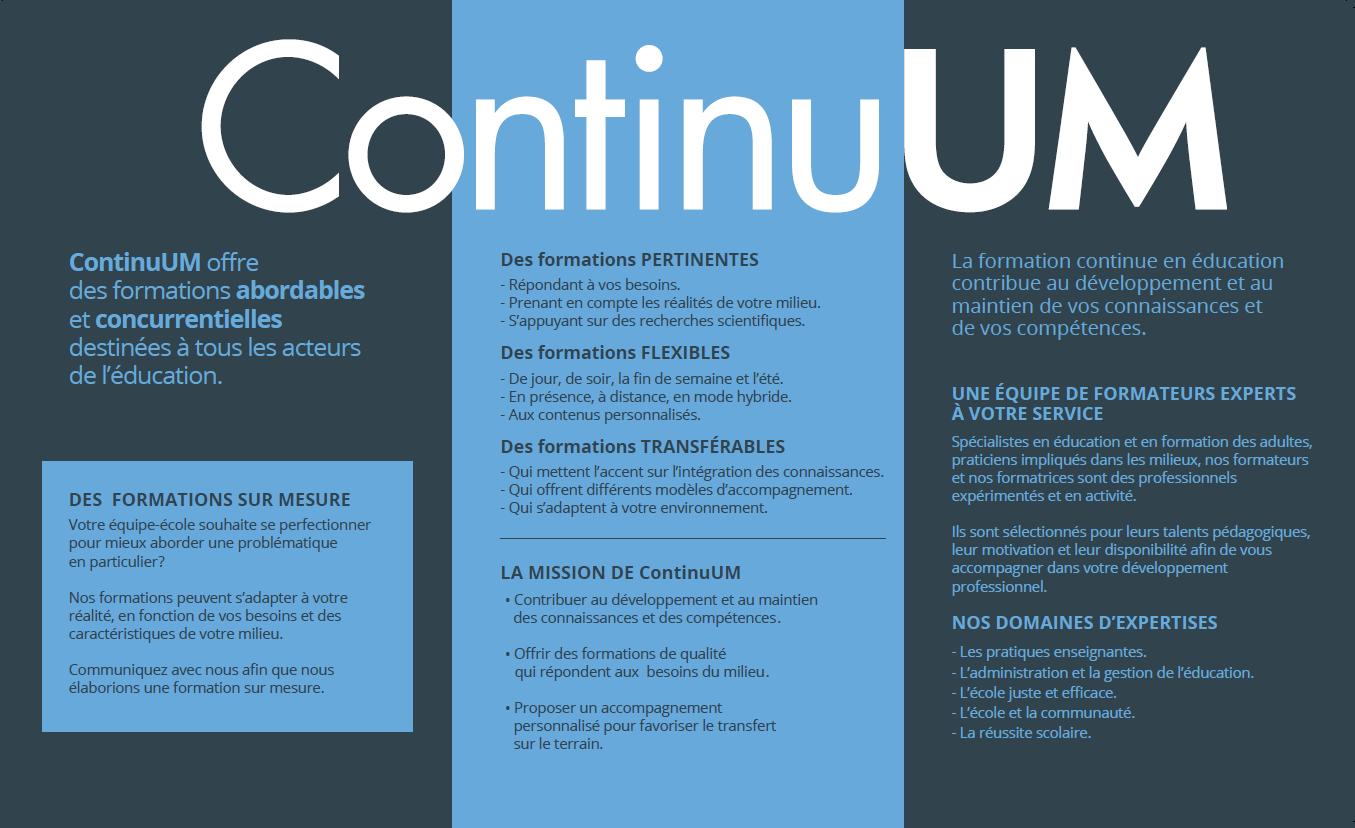 Mission-continuum